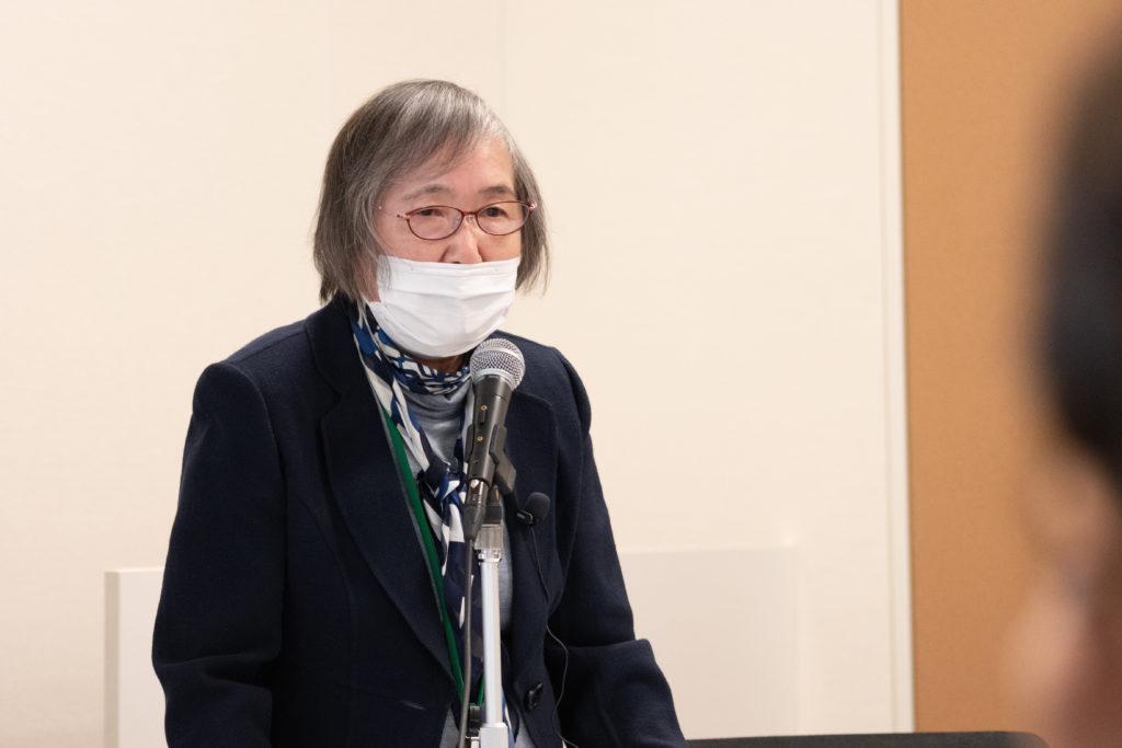戒能民江(お茶の水女子大学名誉教授)