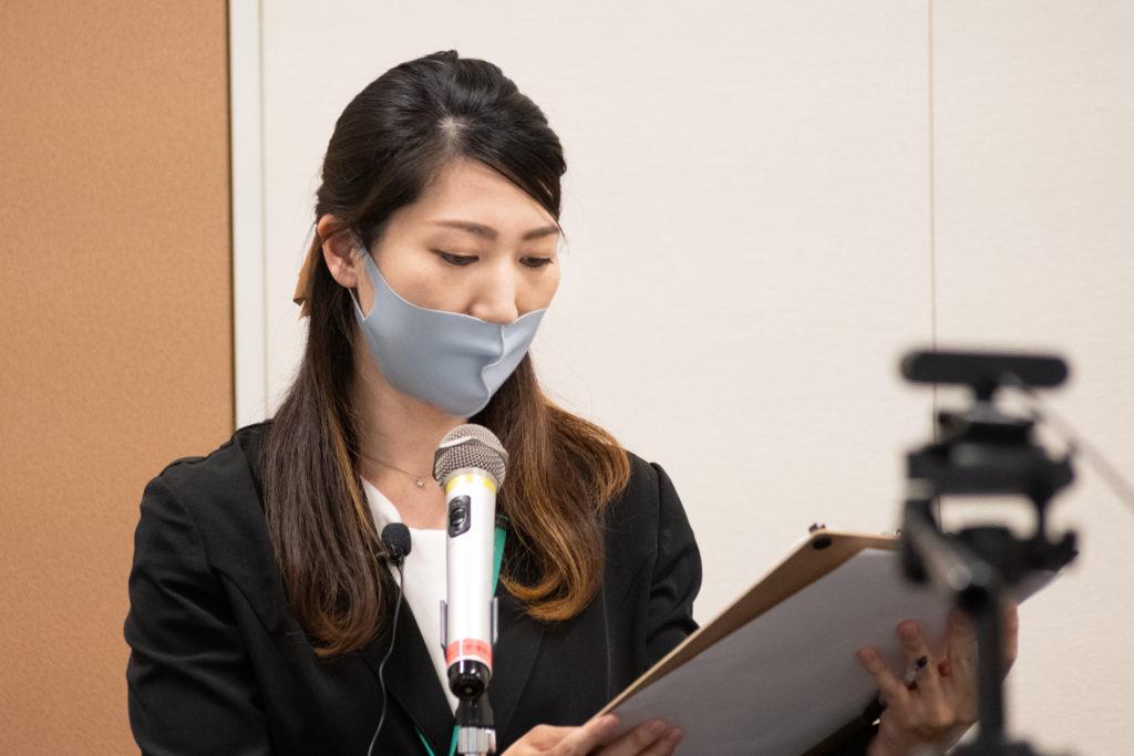 NPO法人ピルコン代表の染矢明日香氏